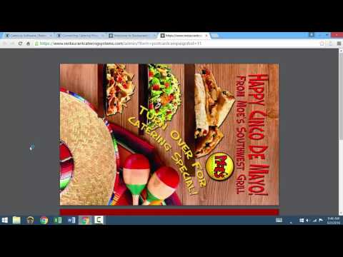 Video 9: Converting Catering Prospects Into Catering Clients