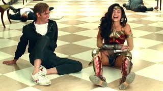 Wonder Woman 1984 - Bloopers / Gag Reel l Gal Gadot Chris Pine Funny Moments