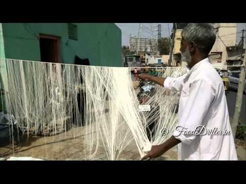 Making of Handmade Seviyan