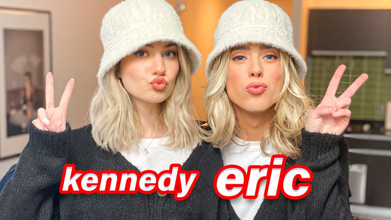Transforming into Identical Twins with Kennedy Walsh