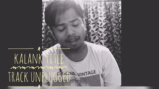 Kalank Title Track  Arijit Singh  Pritam  Alia  Varun  Madhuri