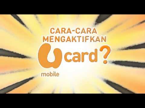 U Mobile - U Card