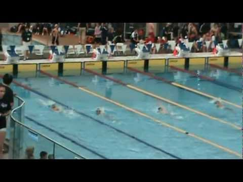 Rui's Calgary Swim 100 Back