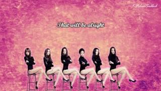 Dal★Shabet - Rewind {Hangul + Lyrics + English Subs}