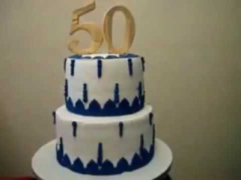 How to make fondant number cake toppers (part 1)