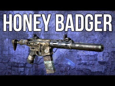 Ghosts In Depth - Honey Badger Assault Rifle Review