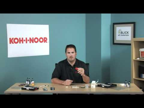 How to Clean your Rapidograph Technical Pen