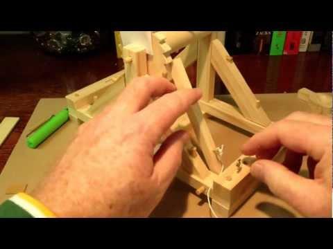 Building a Catapult - ASMR Sleep Aid