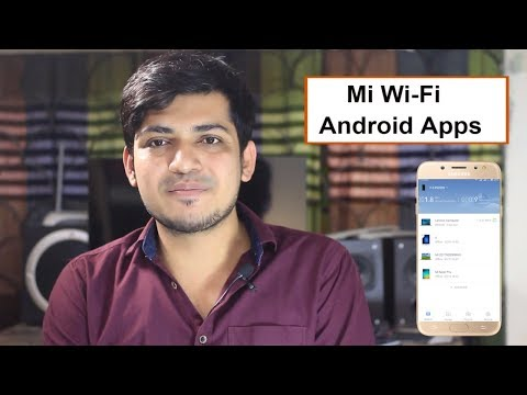 Mi WiFi  Android Apps A to Z