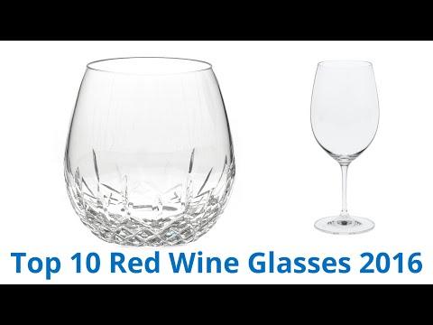 10 Best Red Wine Glasses 2016