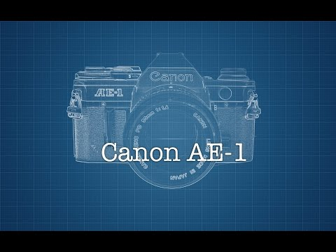 Canon AE-1 | This Old Camera #05