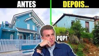 REFORMAS DA TV QUE DERAM ERRADO! #3