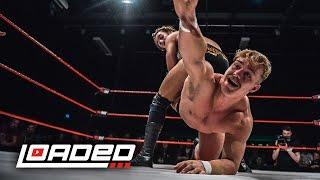 WCPW Loaded #13.3: Tyler Bate vs. Liam Slater