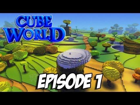 Cube World : L'aventure vers l'Inconnu | Episode 1