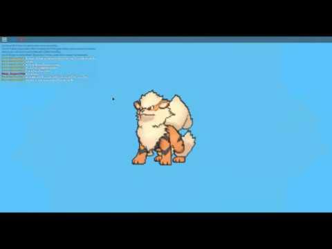 Pokemon Brick Bronze/ How to evovle Growlithe to Arcanine