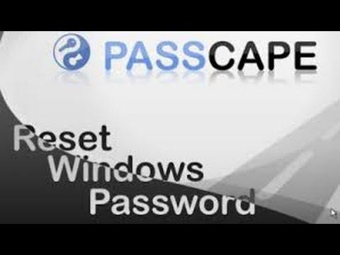 How to reset a forgotten Computer password