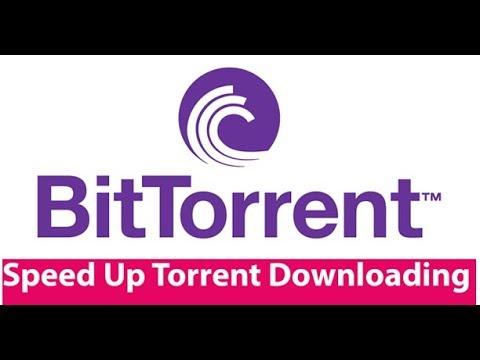 How to Increase Internet Download Speed in 2018 BitTorrent Utorrent Working 100% Maxmimum Bandwidth