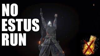 Dark Souls 3 No Estus Run (Full Play Through)