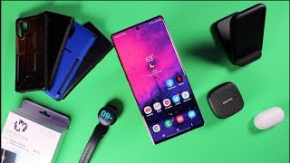 Galaxy Note 10 Plus : 10 MUST Have Accessories NOW After 1 Month!