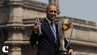 MS Dhoni steps down as India