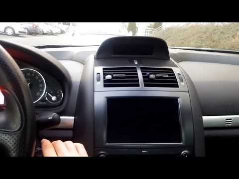 Peugeot 407 Coupe small display + tablet Nexus 7