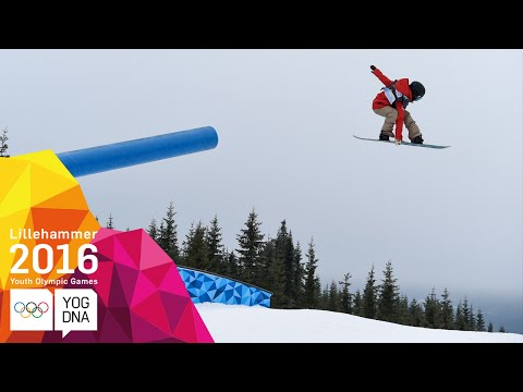Snowboarding - Slopestyle Final - Full Replay | Lillehammer 2016 Youth Olympic Games