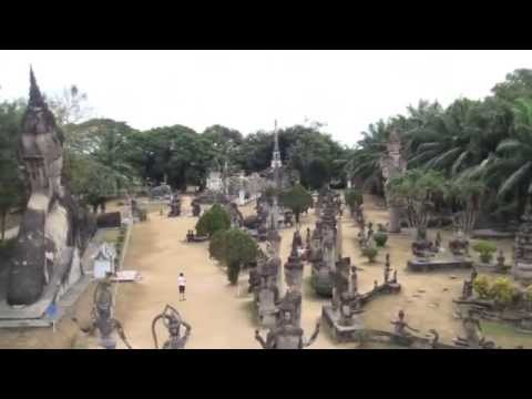 Cambodia Laos Travel 2015 Music Video ~ Two Fingers
