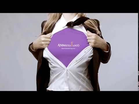 Online fashion store  video logo animation advertisement/commercial