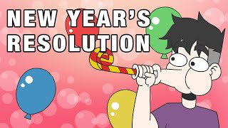 NEW YEAR'S RESOLUTION | PINOY ANIMATION
