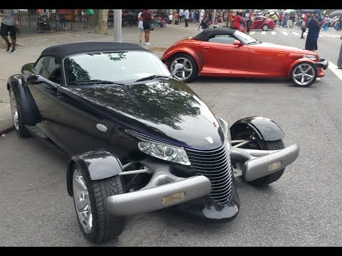 Replace Plymouth Chrysler Prowler Roof Locking Clip