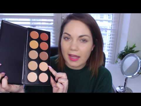 How To Contour & Highlight With Cream Products | FacesByGrace