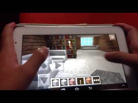 Minecraft wooden mansion tour!!!