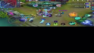 My First (SAVAGE) Game in Mobile Legends
