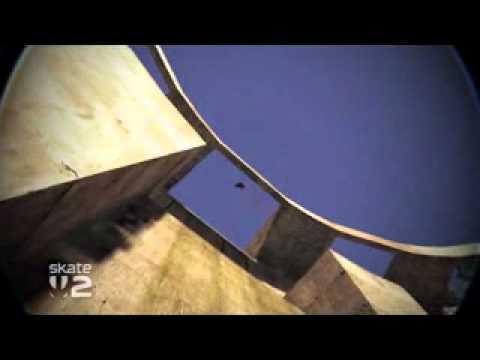 Skate 2   Murderhorn Drop (SV Dam)   x BlueRobot