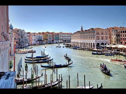 Serenissima motorhome campsite near Venice