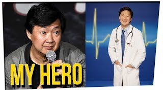 Ken Jeong Provided Medical Care During Standup Set ft. Theo Von & DavidSoComedy