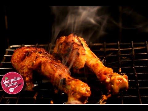 No Oven Tandoori Chicken Tricks - How To Make Tandoori Murg Without Tandoor Oven By Sharmilazkitchen