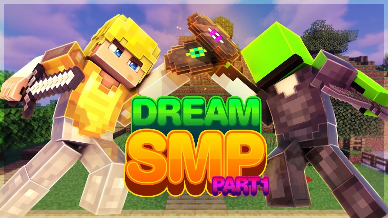 Dream SMP: The Complete Story - Part 1