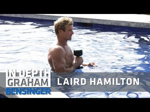 Training with Laird Hamilton
