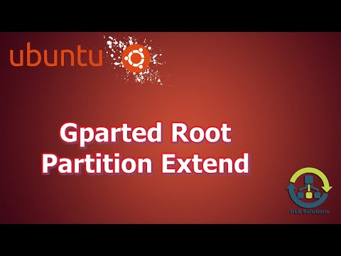 How to extend Ubuntu server root partition (Step by Step guide)