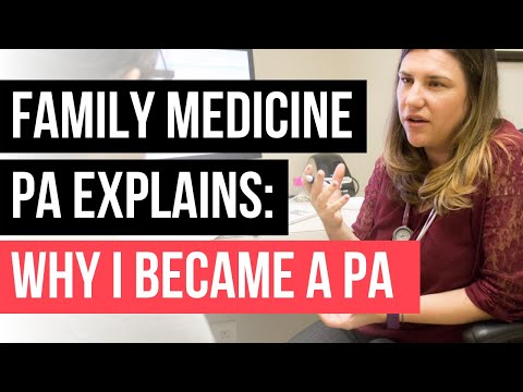 Why I became a Physician Assistant - Deniece O'Leary, PA-C in Canada