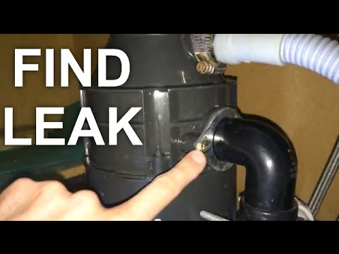 My Garbage Disposal LEAKS - ALL possible areas of LEAKING