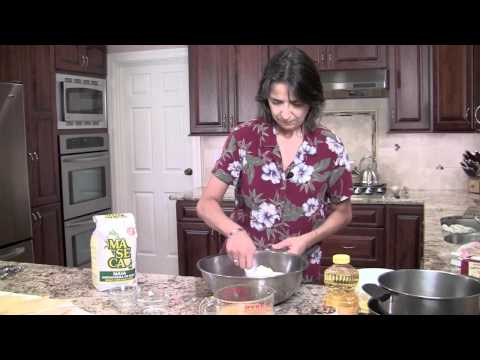 How To Make Homemade Pork Tamales by Rockin Robin