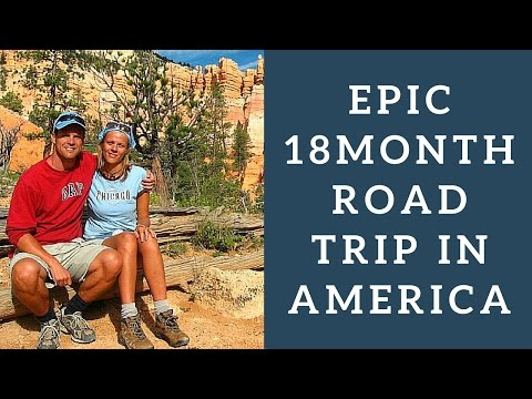 Family Road Trip in America | Announcement