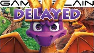 Spyro: Reignited Trilogy Delayed to November