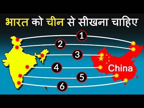 Top 6 things : India and whole world learned about China in Hindi