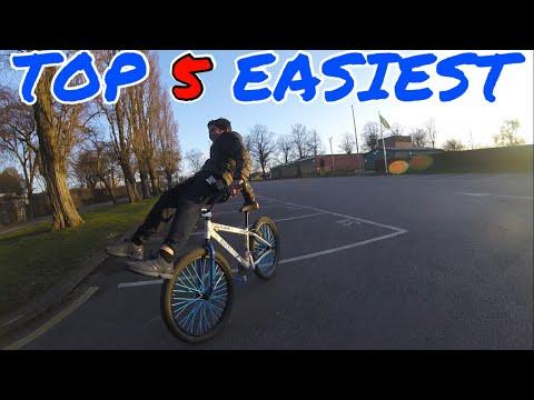 5 Easy Bike Tricks You Can Learn