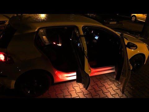 Cum instalezi lampi lumini de avertizare usi fata VW Golf 5, Golf 6, Passat, CC, Tiguan in 15 pasi