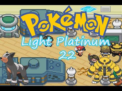 Pokemon Light Platinum Part 22:Serenity City and find Rayner