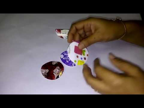 How to make Christmas ornaments from paper |easy Christmas tree decorations idea-diy